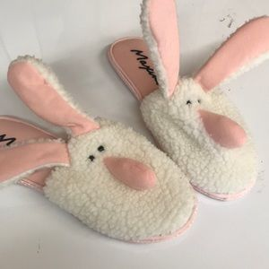 Women's Bunny Maxine House Slippers